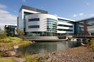 MAXIM OFFICE PARK, EUROCENTRAL SECURES NEW TENANT