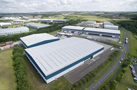 MUSE AGREES DEAL WITH BREWDOG FOR NEW UK DISTRIBUTION CENTRE AT EUROCENTRAL
